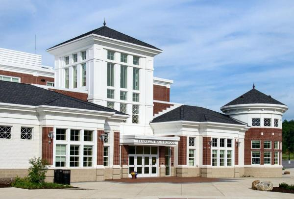 Franklin High School, Franklin, MA