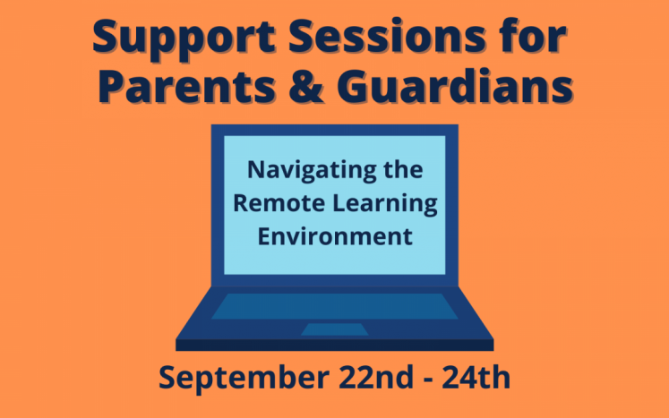 Remote Learning Support Sessions