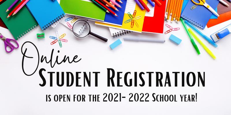 Online student registartion