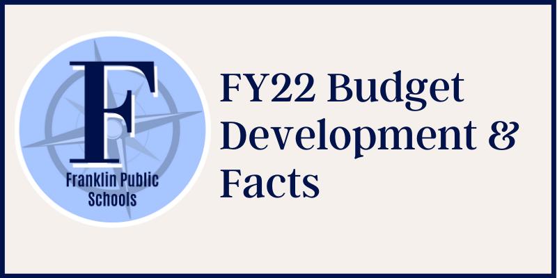 FY 22 Budget Development & Facts