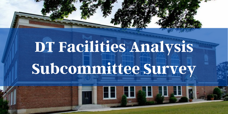 DT Facilities Analysis Survey