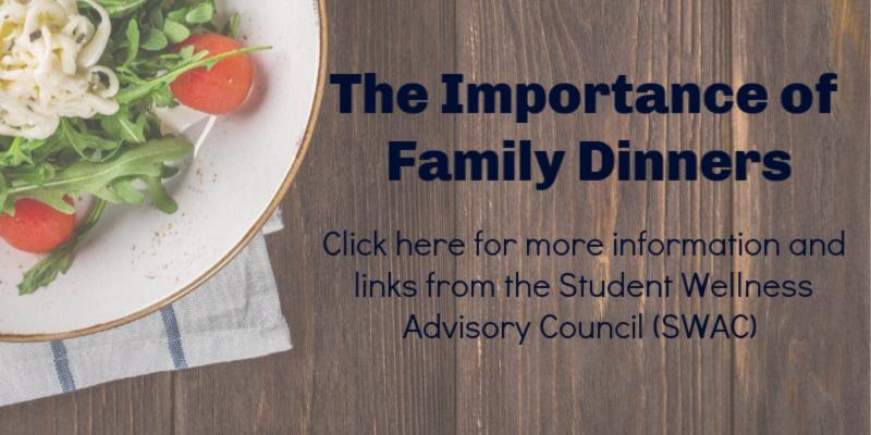 Family Meals Bulletin