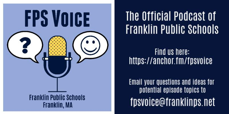 FPS Voice: New Podcast for Franklin Public Schools
