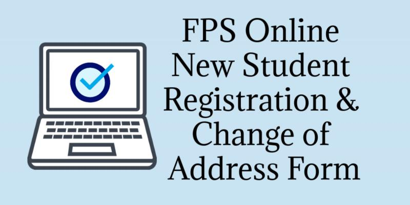 Online Registration/ Change of Address