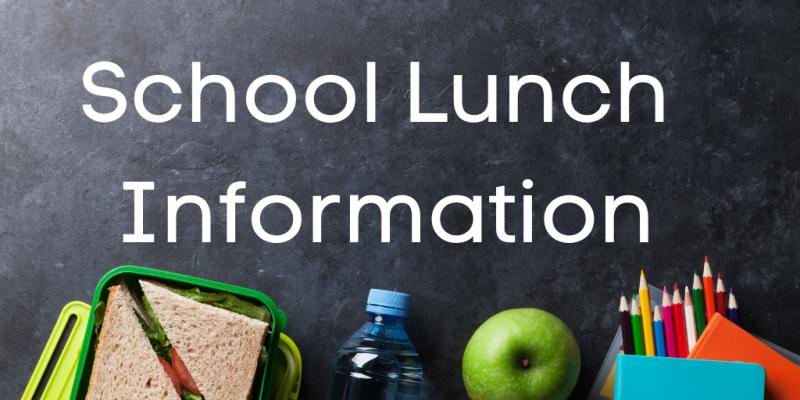 School Lunch Bulletin